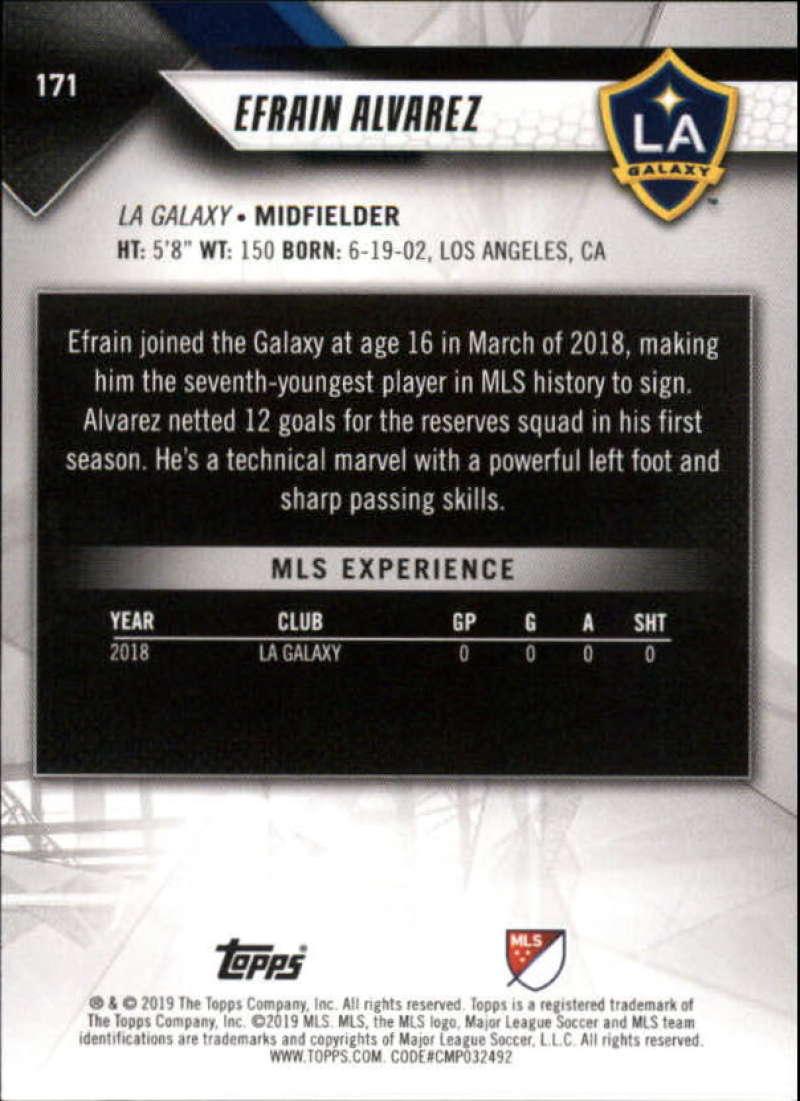 2019-Topps-MLS-Soccer-Base-Singles-1-200-Pick-Your-Cards thumbnail 325