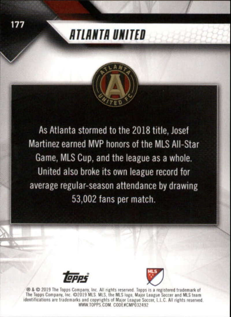 2019-Topps-MLS-Soccer-Base-Singles-1-200-Pick-Your-Cards thumbnail 333