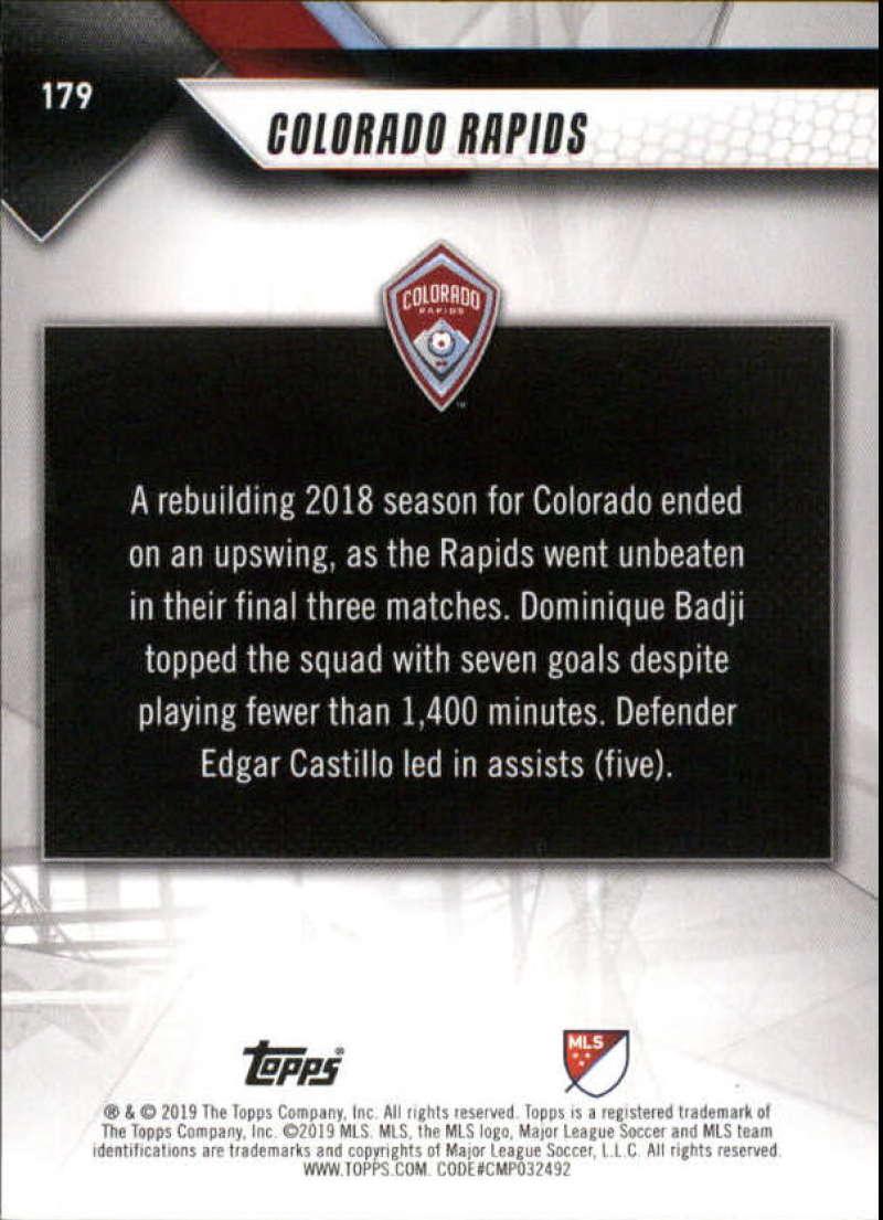 2019-Topps-MLS-Soccer-Base-Singles-1-200-Pick-Your-Cards thumbnail 341