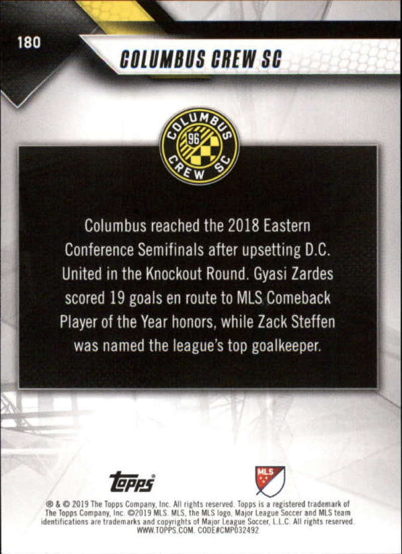 2019-Topps-MLS-Soccer-Base-Singles-1-200-Pick-Your-Cards thumbnail 343