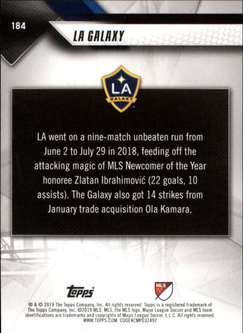 2019-Topps-MLS-Soccer-Base-Singles-1-200-Pick-Your-Cards thumbnail 347