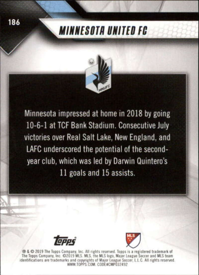 2019-Topps-MLS-Soccer-Base-Singles-1-200-Pick-Your-Cards thumbnail 351