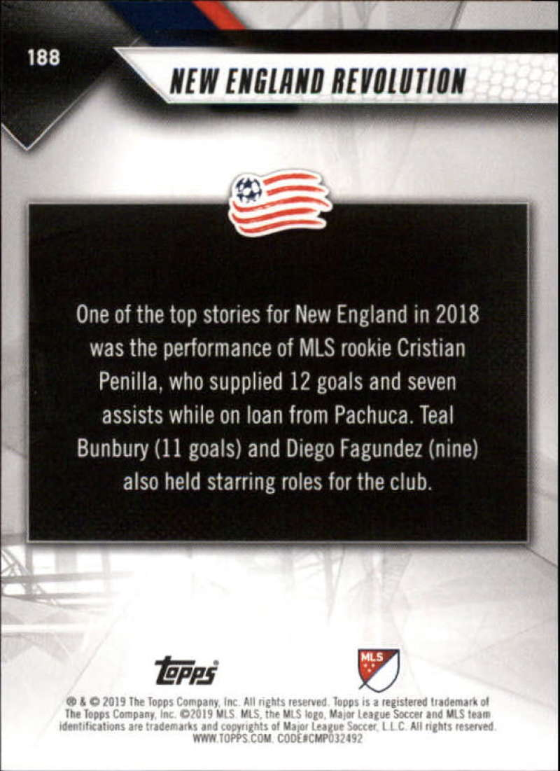 2019-Topps-MLS-Soccer-Base-Singles-1-200-Pick-Your-Cards thumbnail 355