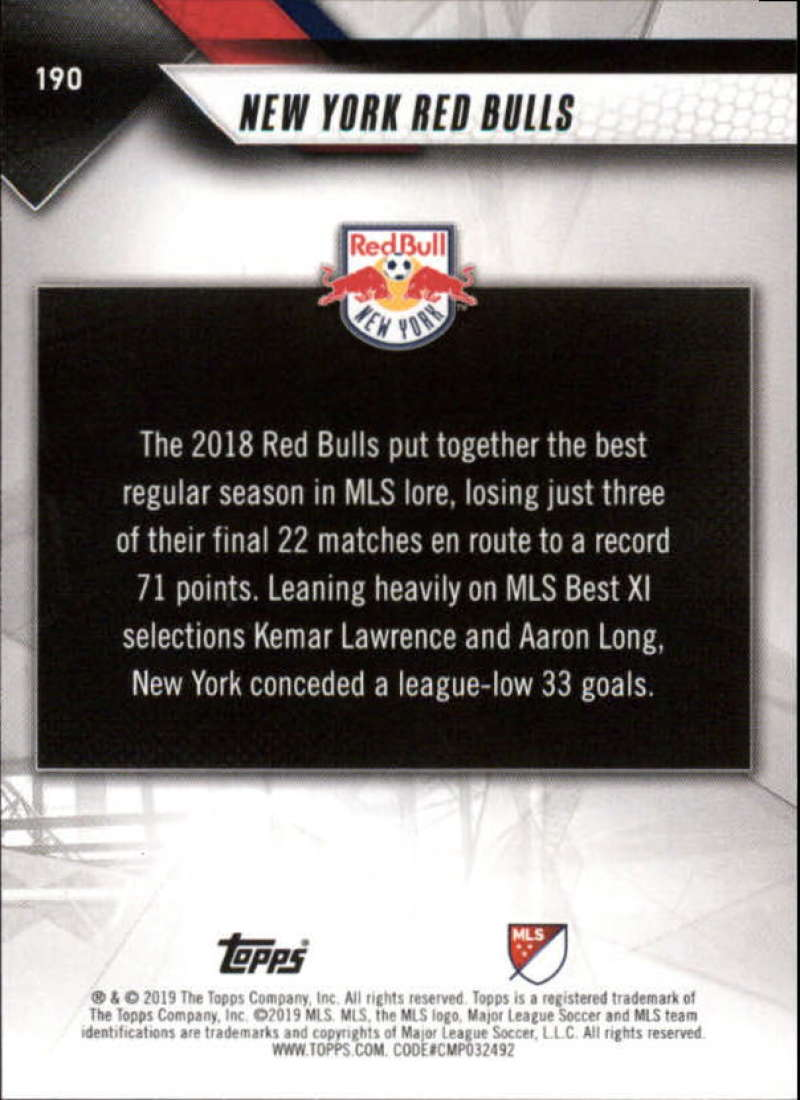 2019-Topps-MLS-Soccer-Base-Singles-1-200-Pick-Your-Cards thumbnail 359