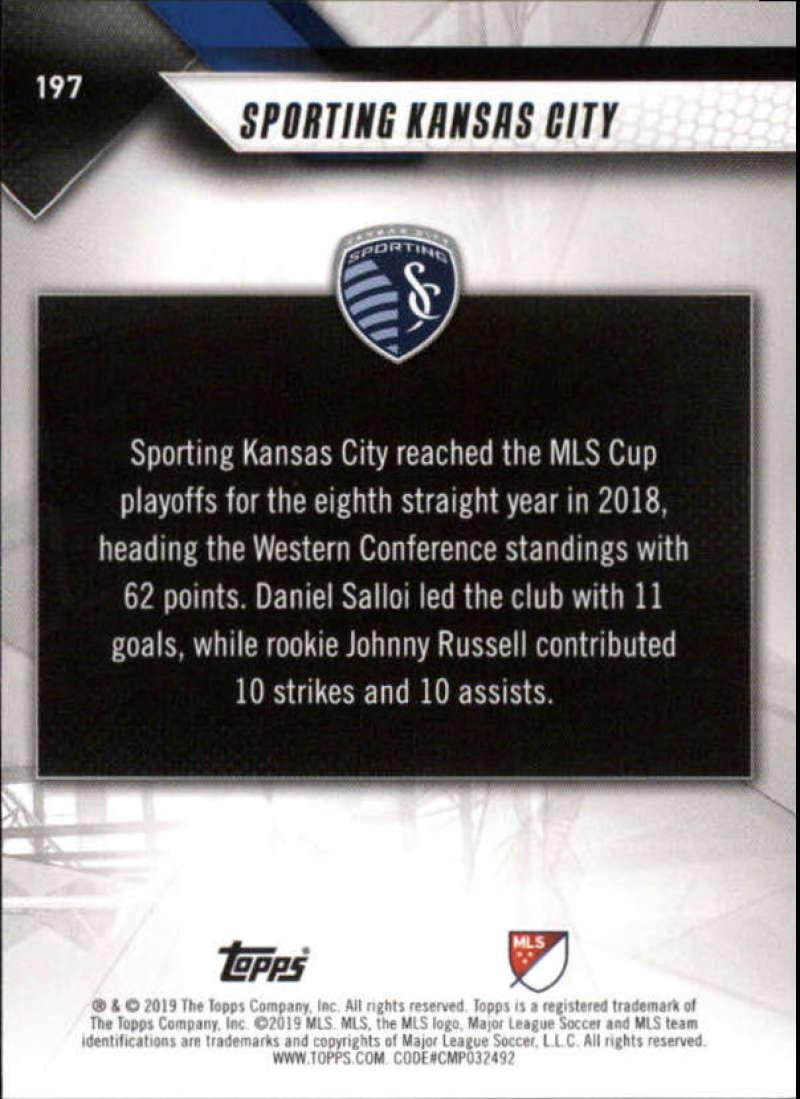 2019-Topps-MLS-Soccer-Base-Singles-1-200-Pick-Your-Cards thumbnail 377
