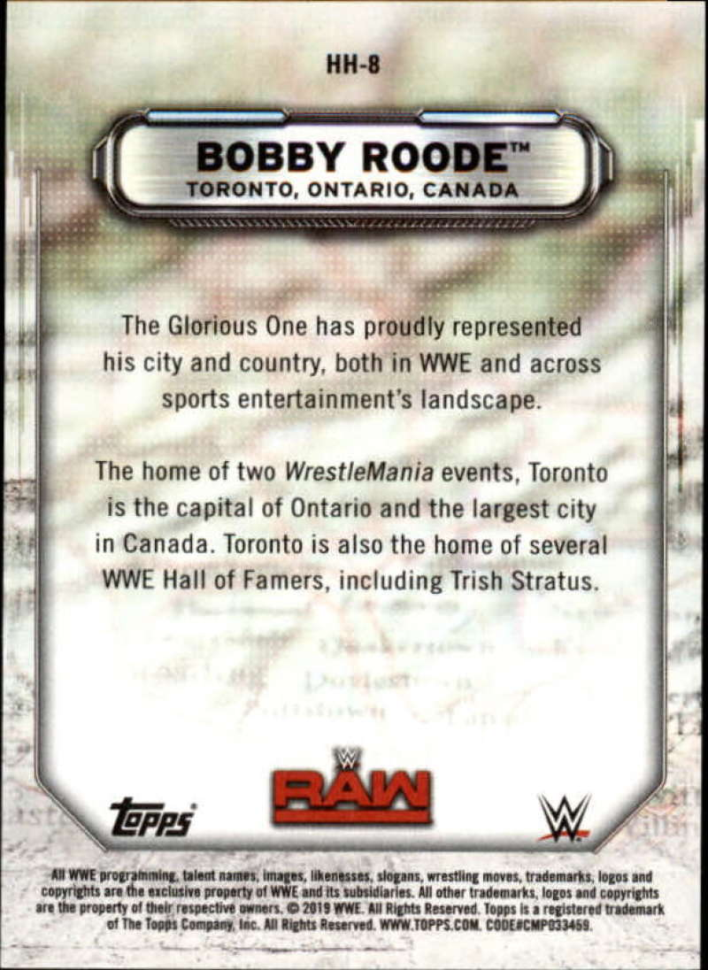 2019-Topps-WWE-Raw-Wrestling-Insert-Singles-Pick-Your-Cards thumbnail 17