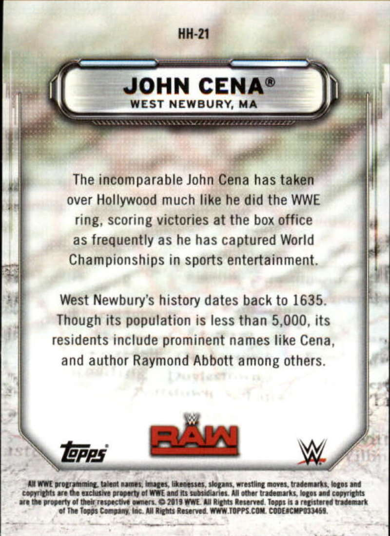 2019-Topps-WWE-Raw-Wrestling-Insert-Singles-Pick-Your-Cards thumbnail 43