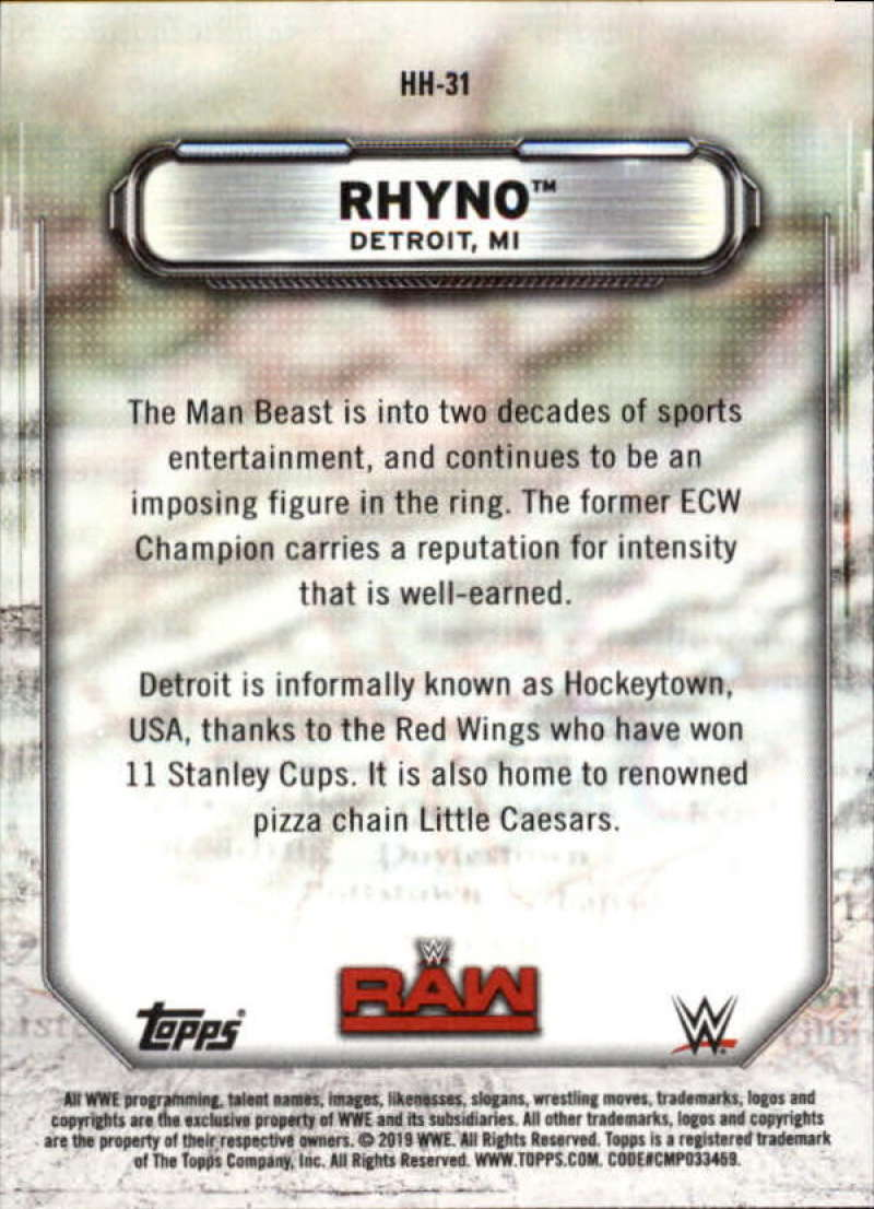 2019-Topps-WWE-Raw-Wrestling-Insert-Singles-Pick-Your-Cards thumbnail 63