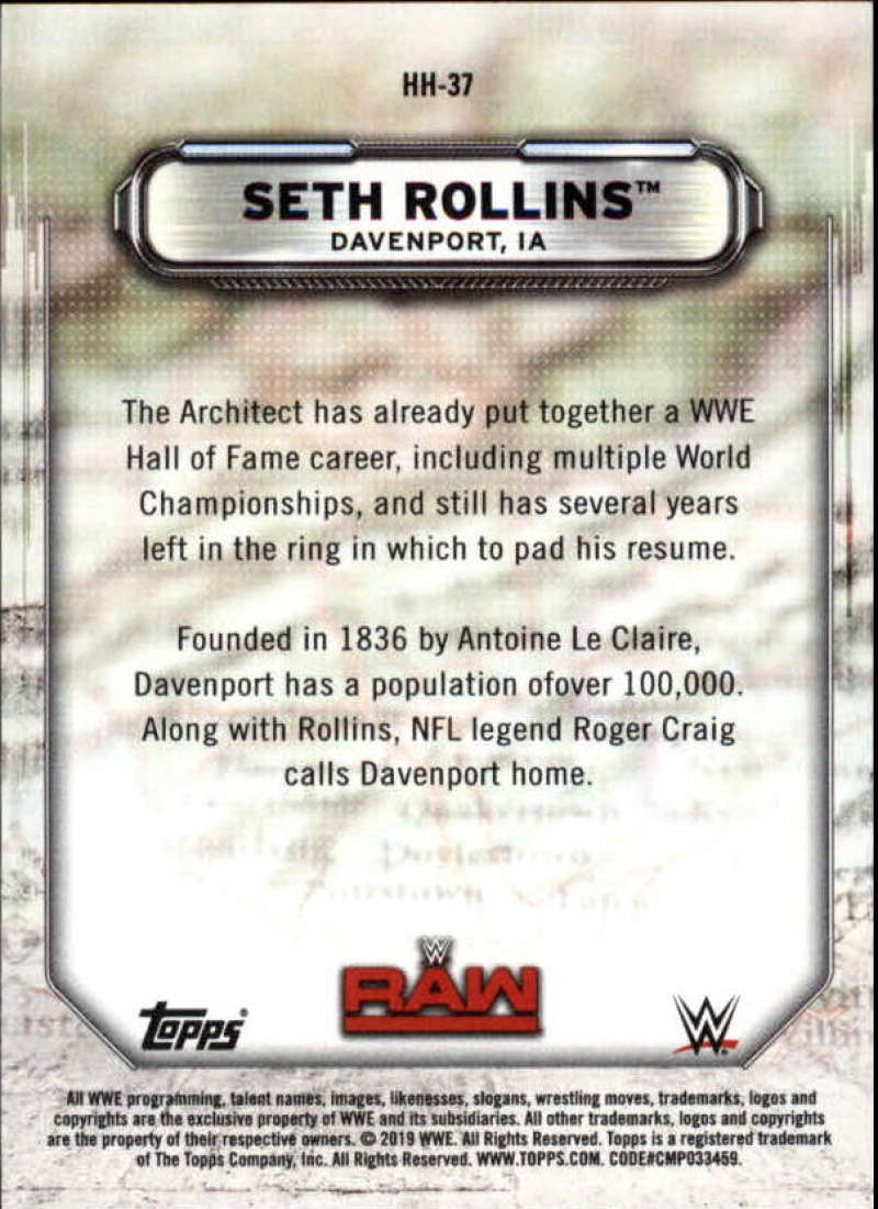 2019-Topps-WWE-Raw-Wrestling-Insert-Singles-Pick-Your-Cards thumbnail 73