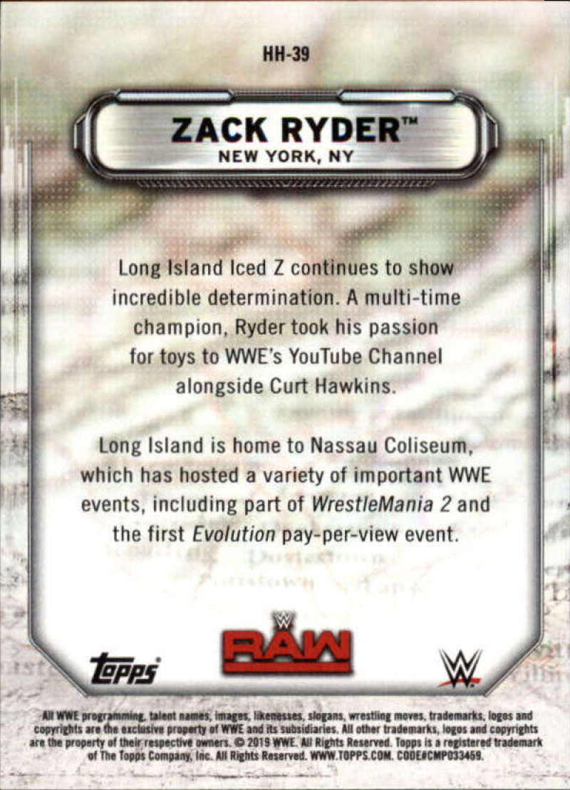 2019-Topps-WWE-Raw-Wrestling-Insert-Singles-Pick-Your-Cards thumbnail 77