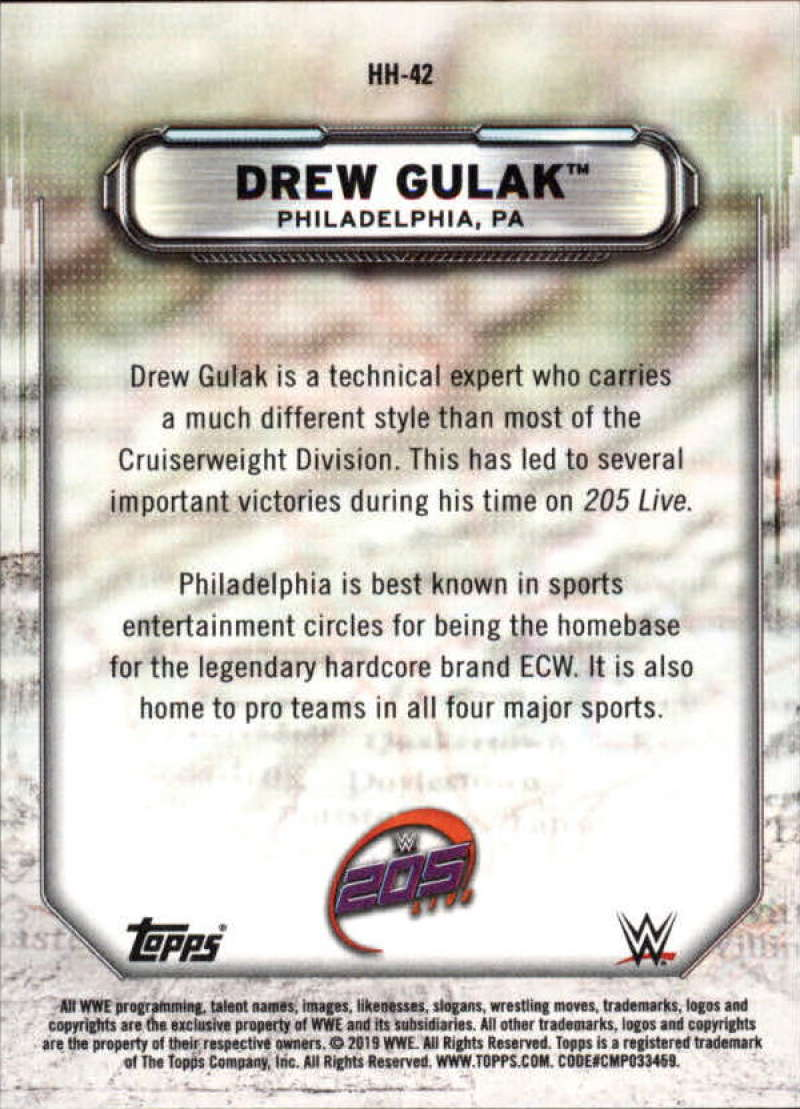 2019-Topps-WWE-Raw-Wrestling-Insert-Singles-Pick-Your-Cards thumbnail 83