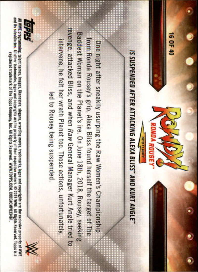 2019-Topps-WWE-Raw-Wrestling-Insert-Singles-Pick-Your-Cards thumbnail 147