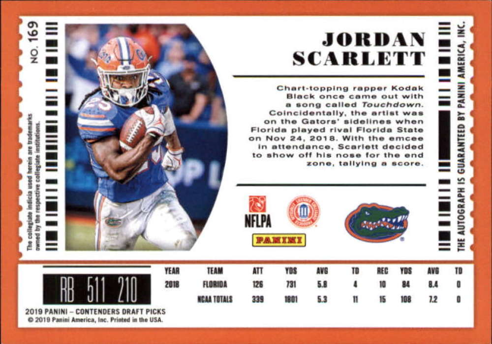 2019-Panini-Contenders-Draft-Football-Rookie-Autograph-Singles-Pick-Your-Cards thumbnail 13