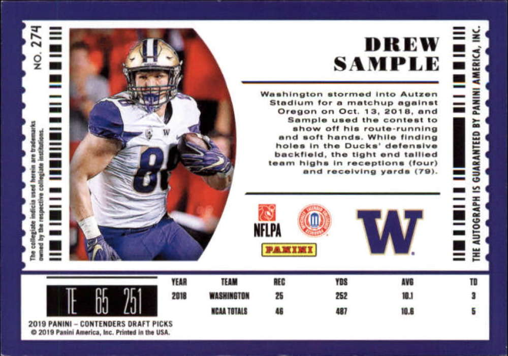 2019-Panini-Contenders-Draft-Football-Rookie-Autograph-Singles-Pick-Your-Cards thumbnail 93