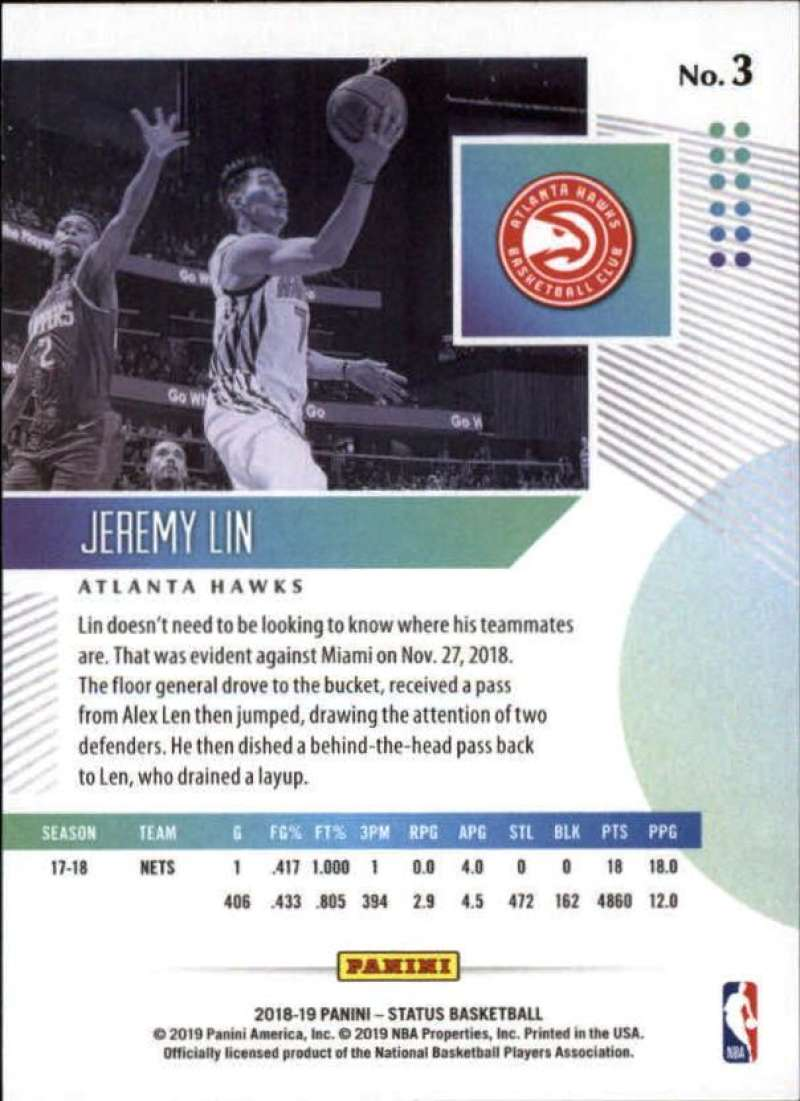 2018-19-Panini-Status-NBA-Basketball-Green-Parallel-Singles-Pick-Your-Cards thumbnail 5