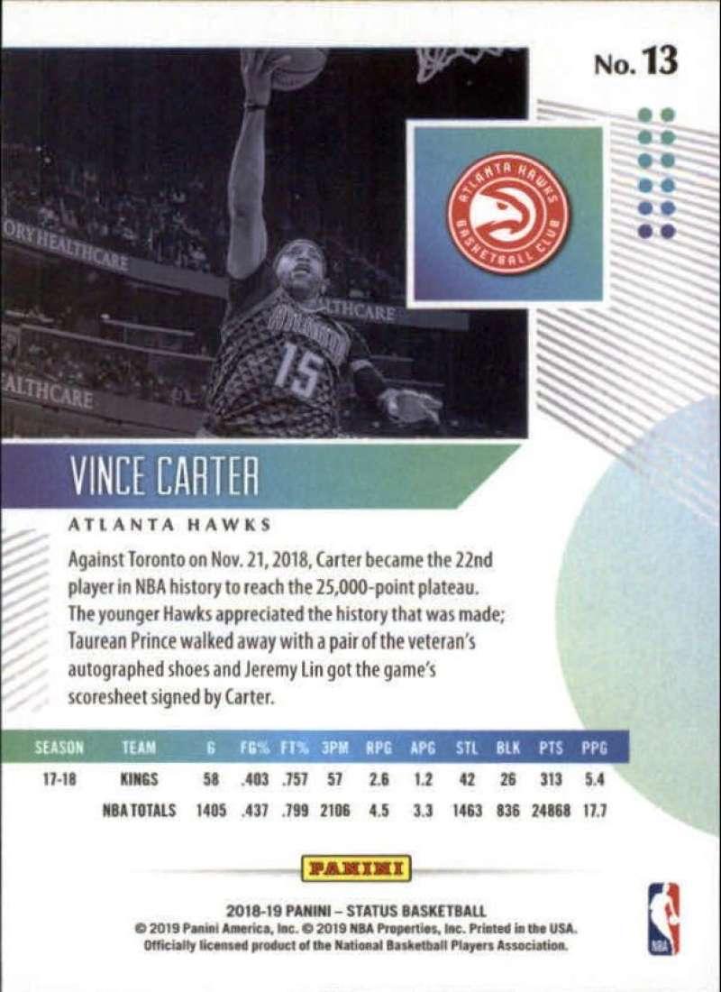 2018-19-Panini-Status-NBA-Basketball-Green-Parallel-Singles-Pick-Your-Cards thumbnail 17