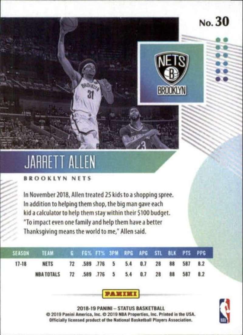 2018-19-Panini-Status-NBA-Basketball-Green-Parallel-Singles-Pick-Your-Cards thumbnail 37