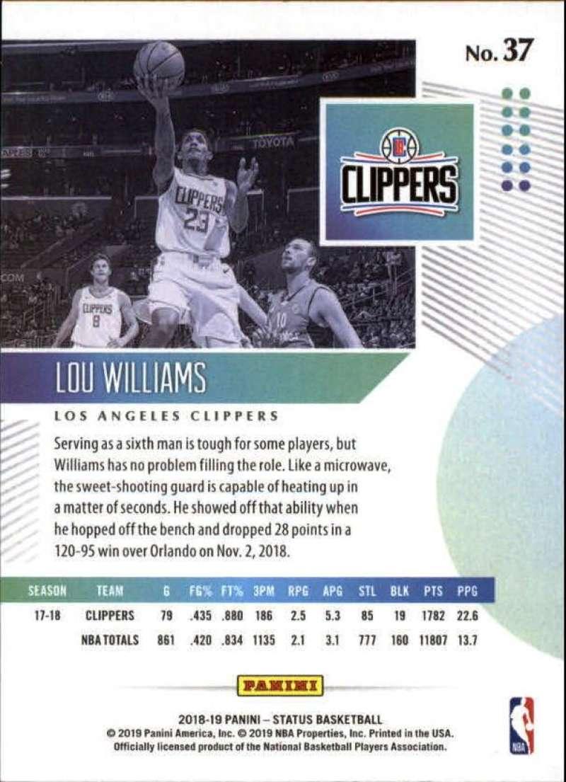 2018-19-Panini-Status-NBA-Basketball-Green-Parallel-Singles-Pick-Your-Cards thumbnail 39