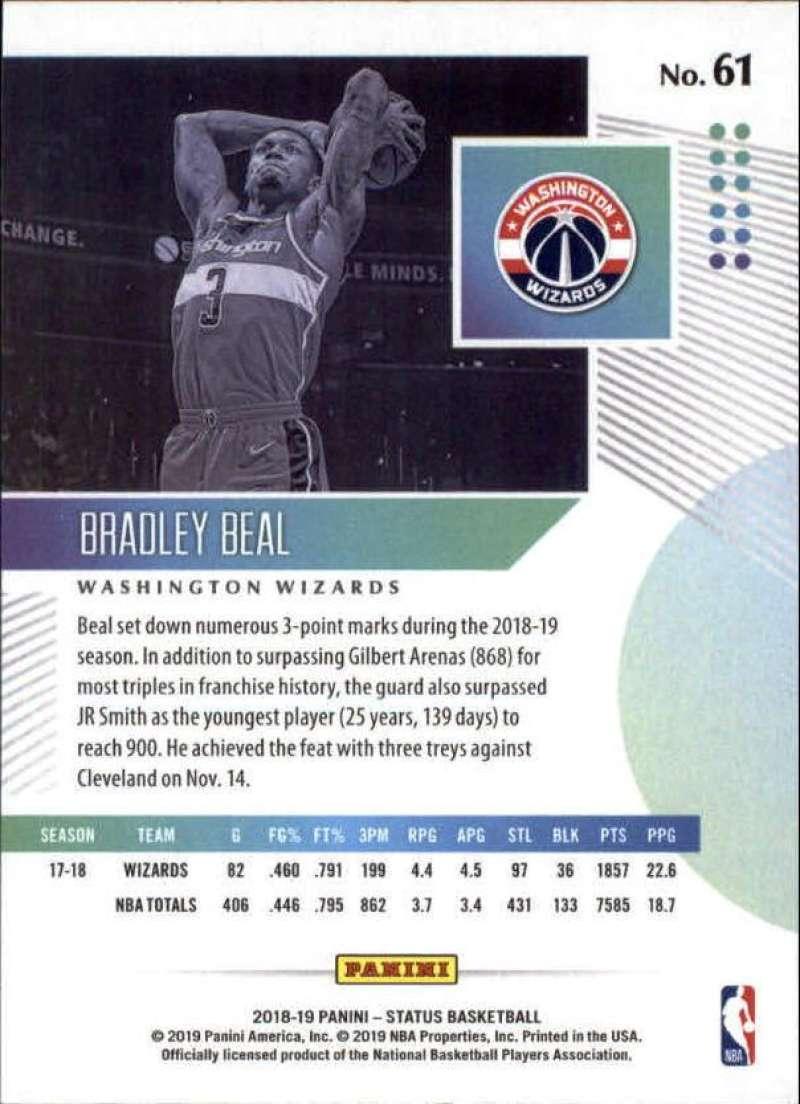 2018-19-Panini-Status-NBA-Basketball-Green-Parallel-Singles-Pick-Your-Cards thumbnail 67