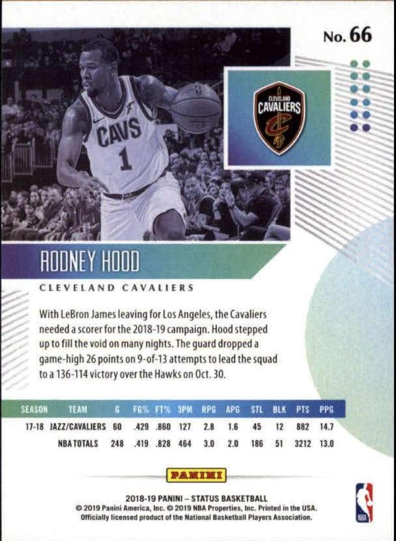 2018-19-Panini-Status-NBA-Basketball-Green-Parallel-Singles-Pick-Your-Cards thumbnail 77