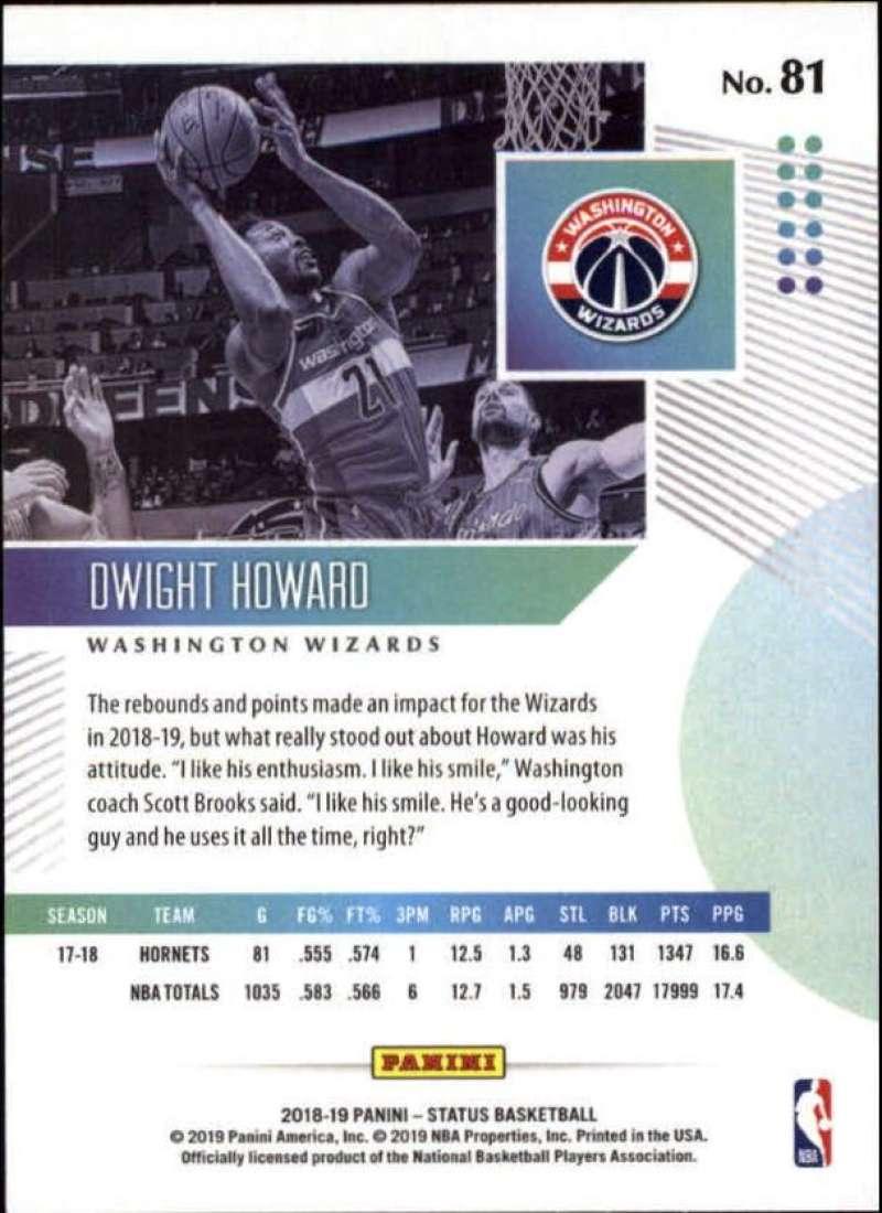 2018-19-Panini-Status-NBA-Basketball-Green-Parallel-Singles-Pick-Your-Cards thumbnail 91