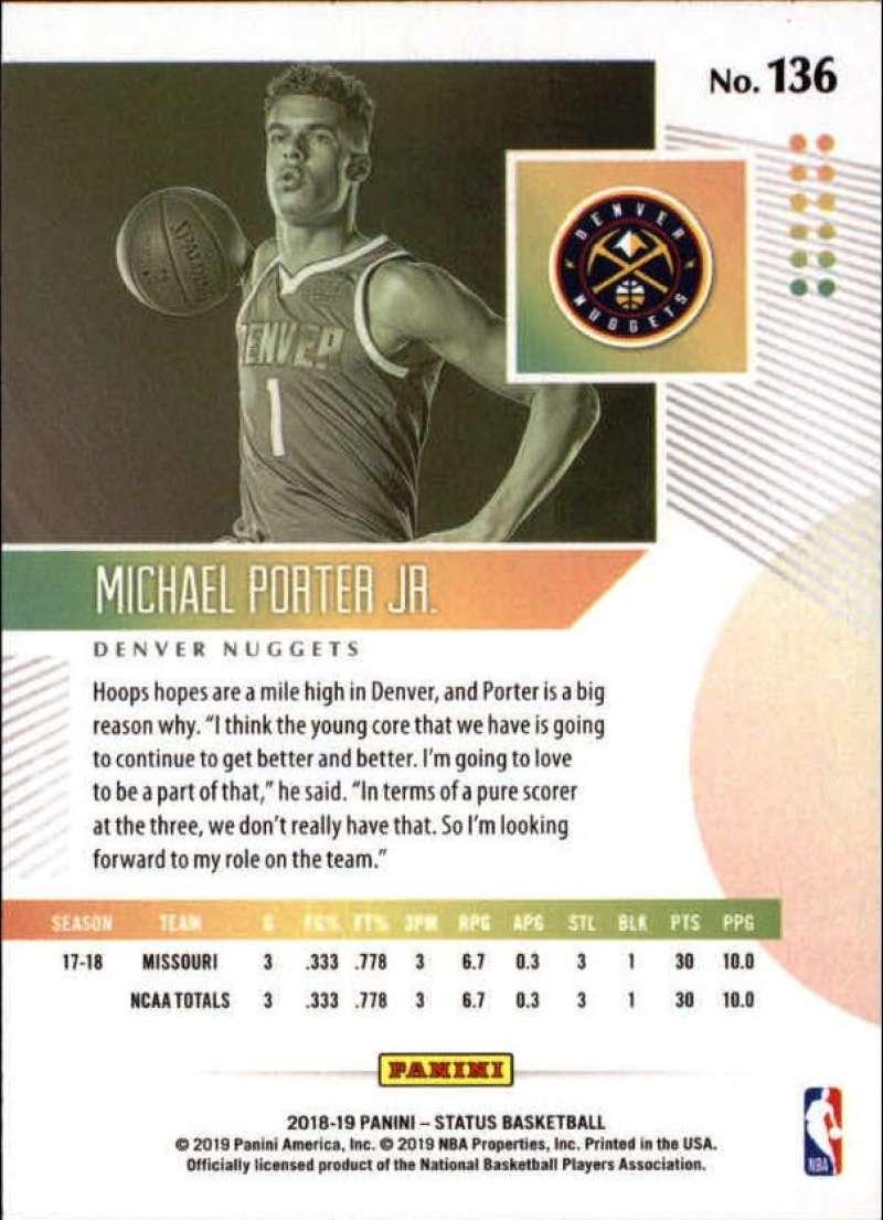2018-19-Panini-Status-NBA-Basketball-Green-Parallel-Singles-Pick-Your-Cards thumbnail 157