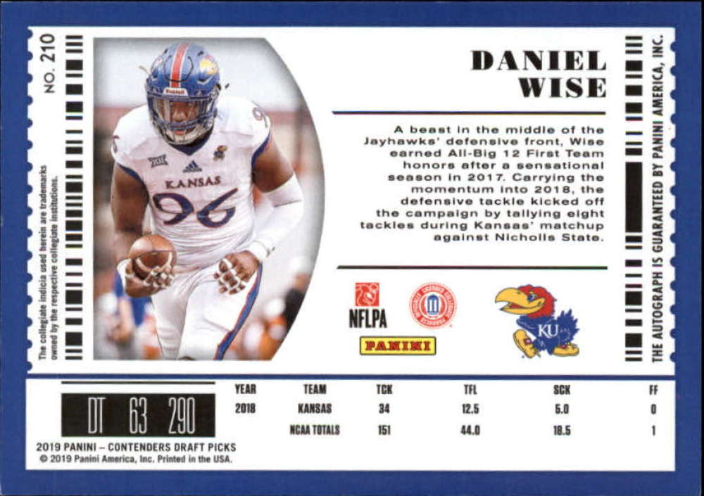 2019-Panini-Contenders-Draft-Football-Rookie-Autograph-Singles-Pick-Your-Cards thumbnail 41