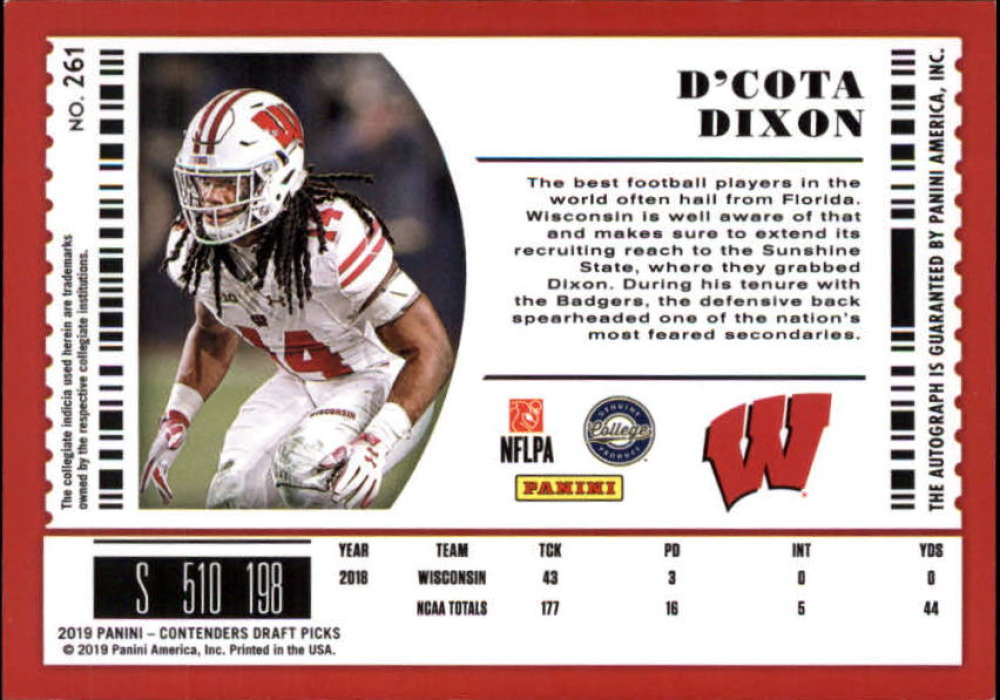 2019-Panini-Contenders-Draft-Football-Rookie-Autograph-Singles-Pick-Your-Cards thumbnail 77