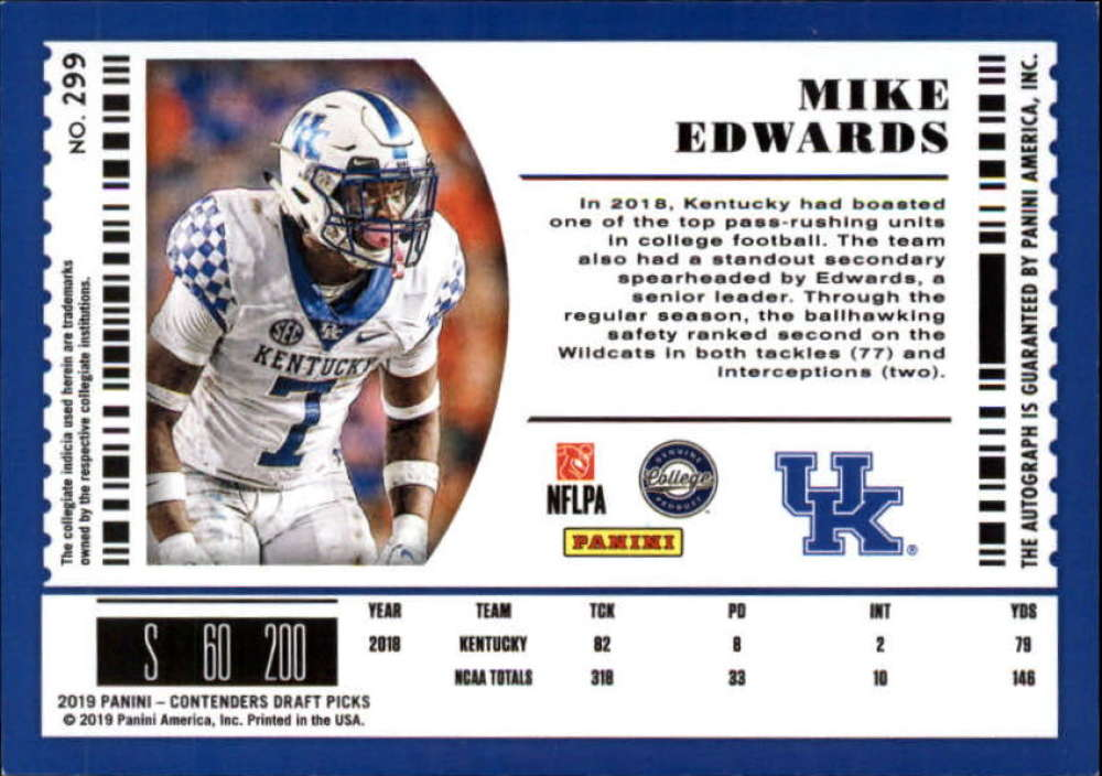 2019-Panini-Contenders-Draft-Football-Rookie-Autograph-Singles-Pick-Your-Cards thumbnail 111
