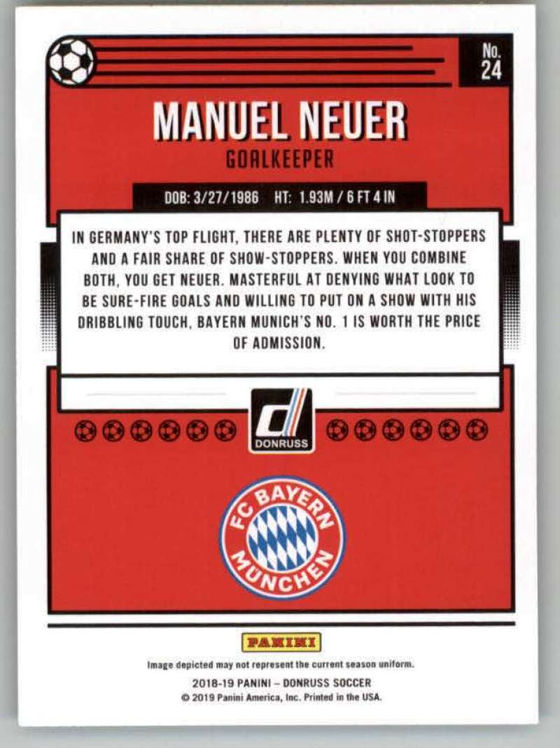 2018-19-Donruss-Soccer-Press-Proof-Green-Singles-Pick-Your-Cards thumbnail 13