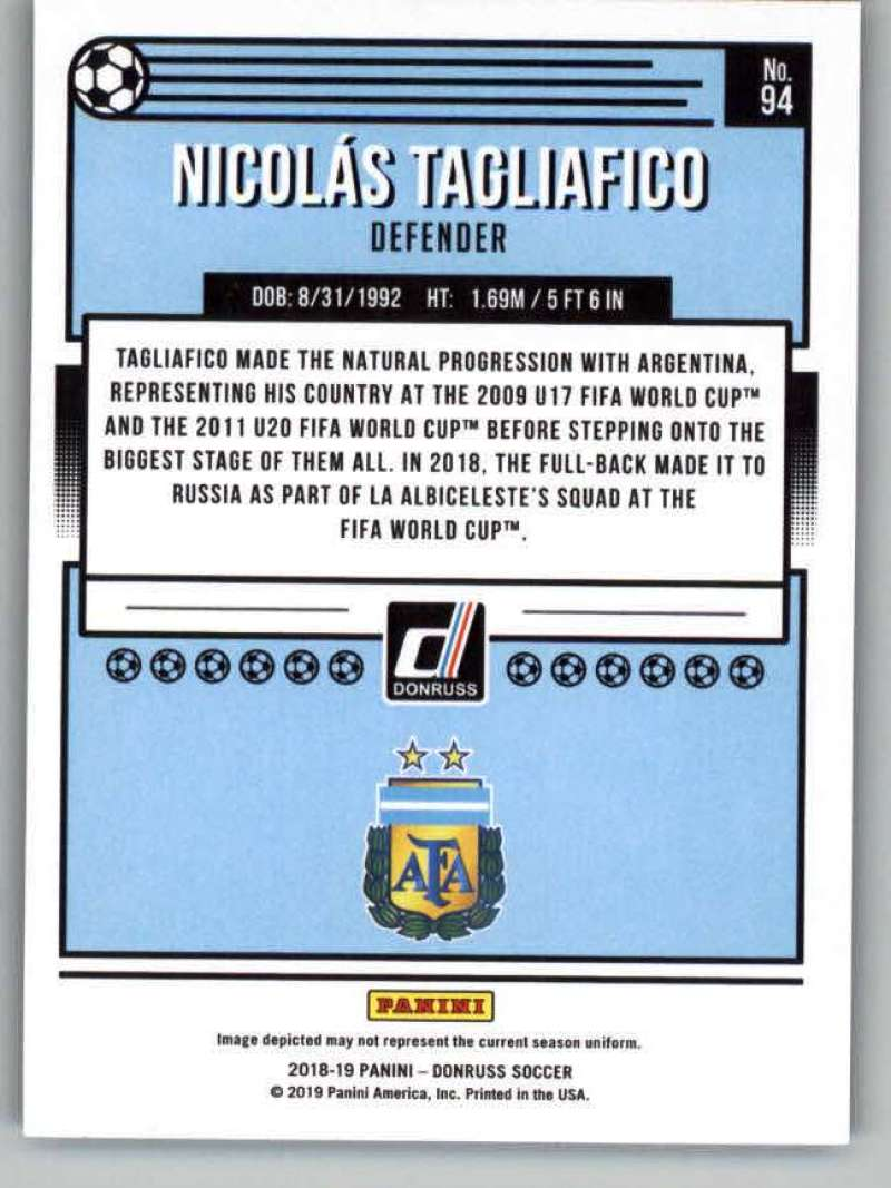 2018-19-Donruss-Soccer-Press-Proof-Green-Singles-Pick-Your-Cards thumbnail 41
