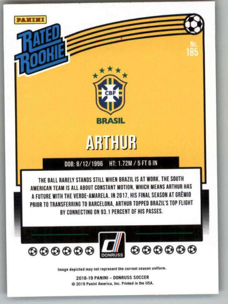 2018-19-Donruss-Soccer-Press-Proof-Green-Singles-Pick-Your-Cards thumbnail 77