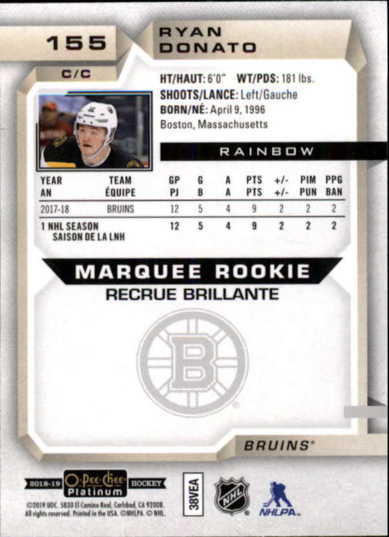 2018-19-O-Pee-Chee-OPC-Platinum-NHL-Hockey-Rainbow-Singles-Pick-Your-Cards thumbnail 135