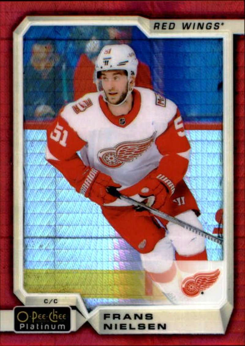 2018-19-O-Pee-Chee-OPC-Platinum-NHL-Hockey-Red-Prism-Singles-Pick-Your-Cards thumbnail 4