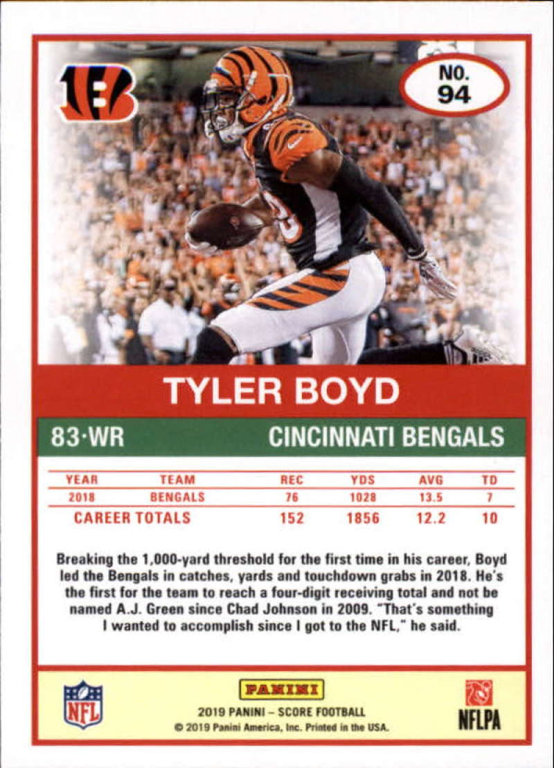 miniature 11 - 2019 Score NFL Football Parallel Singles (Pick Your Cards)