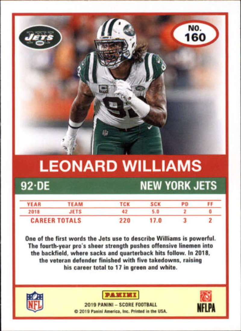 miniature 17 - 2019 Score NFL Football Parallel Singles (Pick Your Cards)
