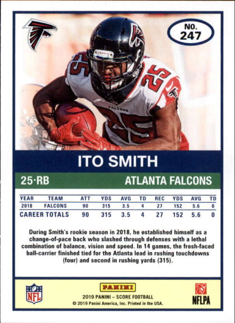 miniature 19 - 2019 Score NFL Football Parallel Singles (Pick Your Cards)