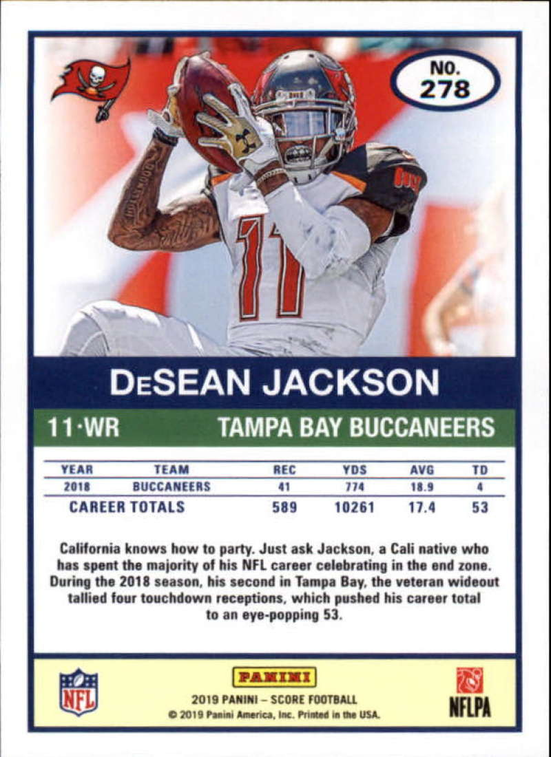 miniature 23 - 2019 Score NFL Football Parallel Singles (Pick Your Cards)
