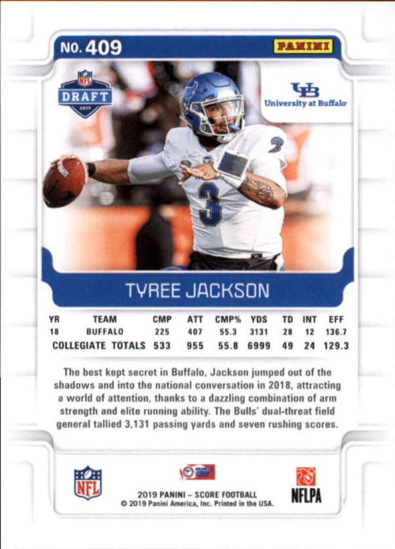 miniature 53 - 2019 Score NFL Football Parallel Singles (Pick Your Cards)