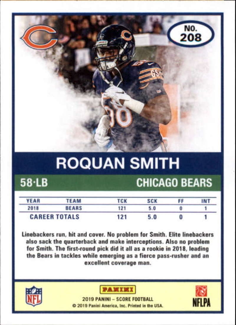 miniature 65 - 2019 Score NFL Football Parallel Singles (Pick Your Cards)
