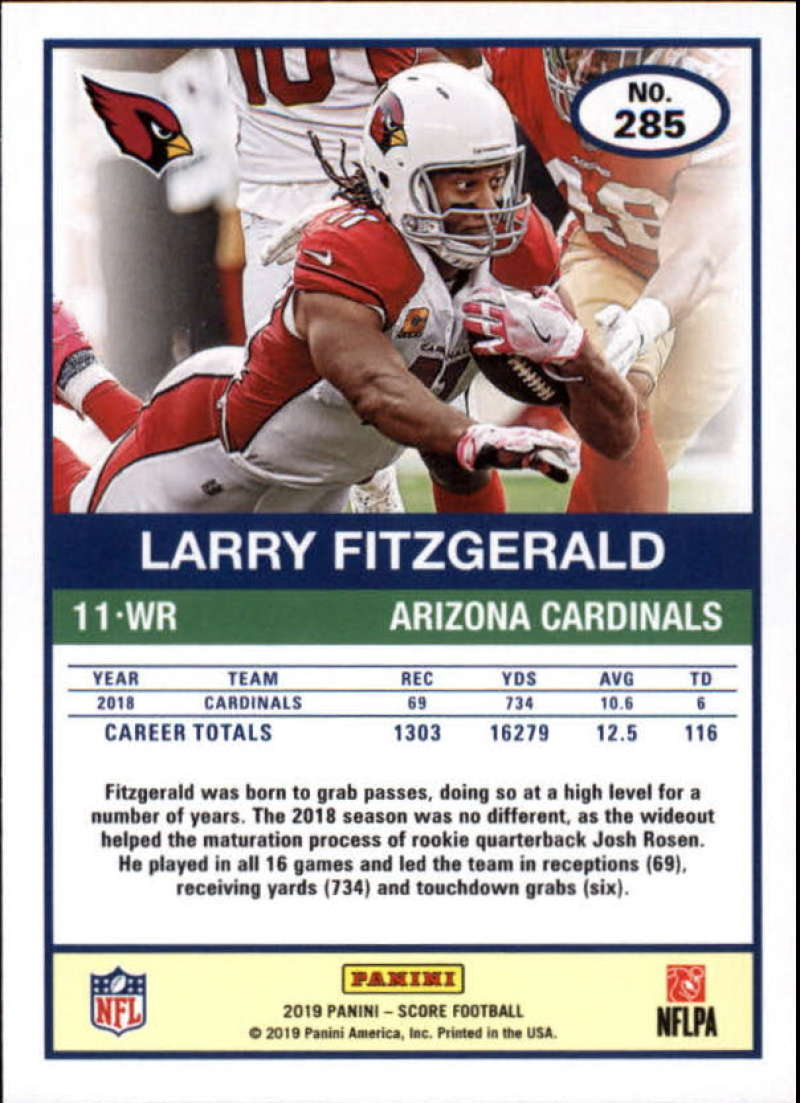 miniature 67 - 2019 Score NFL Football Parallel Singles (Pick Your Cards)