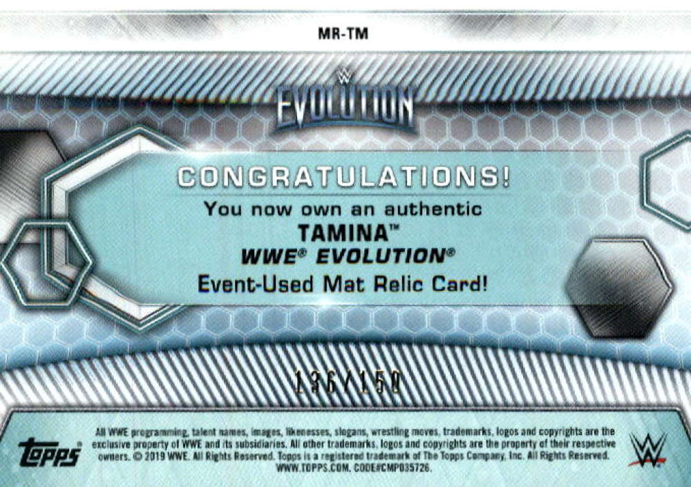 2019-Topps-WWE-Womens-Division-Wrestling-Autograph-amp-Relic-Singles-Pick-Ur-Cards thumbnail 25
