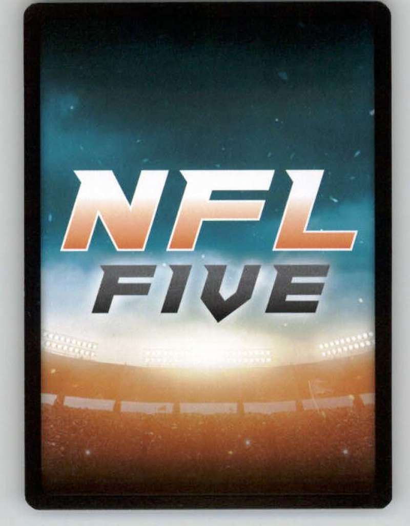 miniature 65 - 2019 Panini NFL Five Cracked Ice Football Parallel Singles (Pick Your Cards)