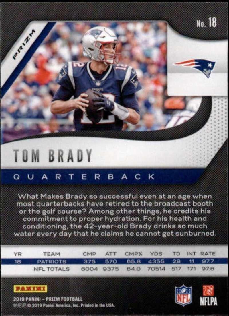 2019-Panini-Prizm-NFL-Football-Parallel-Prizm-Singles-Pick-Your-Cards thumbnail 5