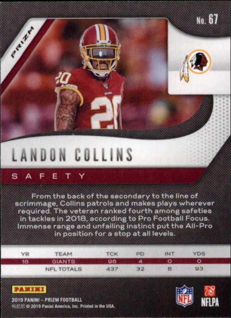 2019-Panini-Prizm-NFL-Football-Parallel-Prizm-Singles-Pick-Your-Cards thumbnail 21