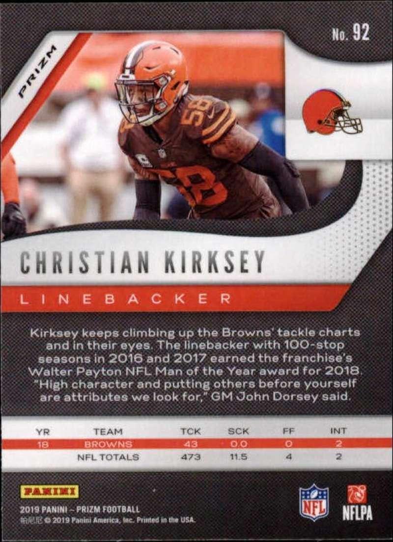 2019-Panini-Prizm-NFL-Football-Parallel-Prizm-Singles-Pick-Your-Cards thumbnail 25