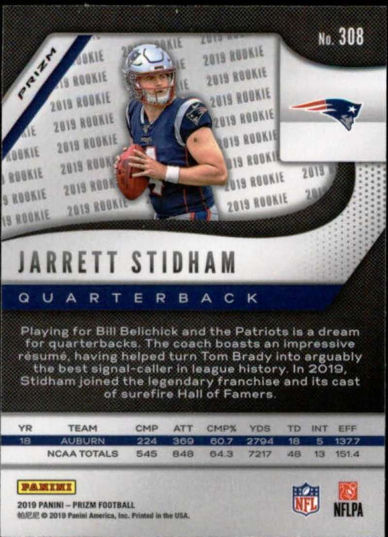 2019-Panini-Prizm-NFL-Football-Parallel-Prizm-Singles-Pick-Your-Cards thumbnail 61