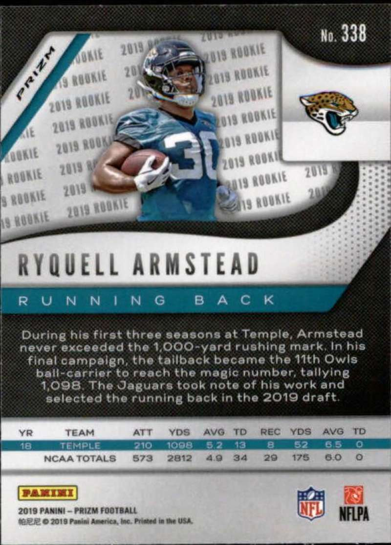 2019-Panini-Prizm-NFL-Football-Parallel-Prizm-Singles-Pick-Your-Cards thumbnail 65