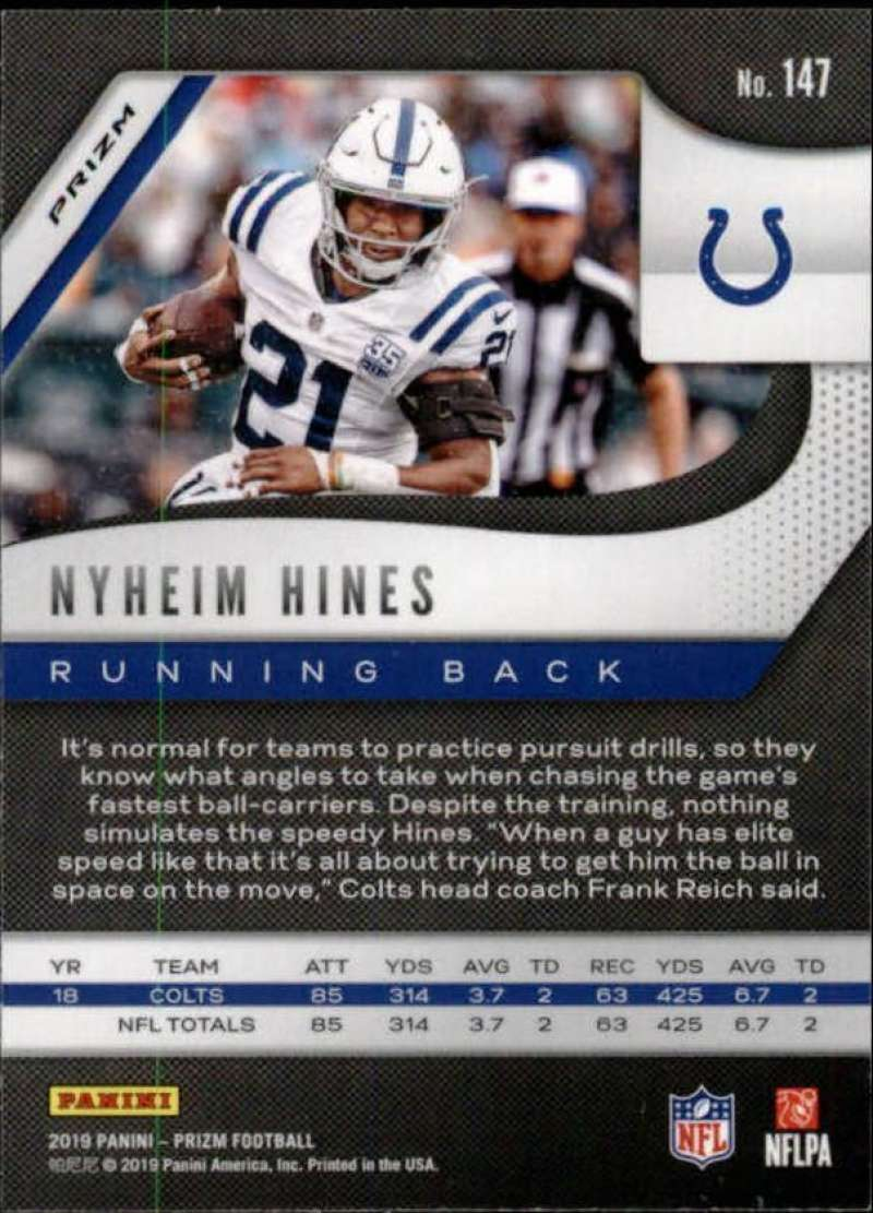 2019-Panini-Prizm-NFL-Football-Parallel-Prizm-Singles-Pick-Your-Cards thumbnail 121