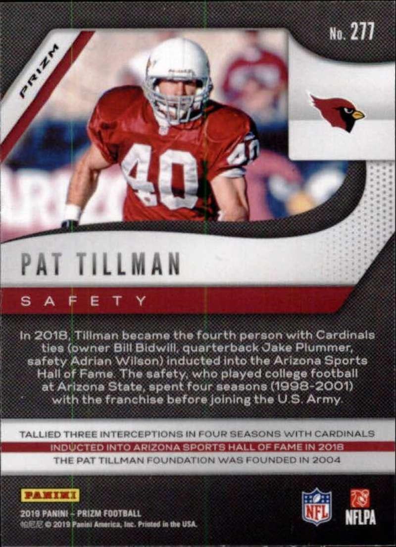 2019-Panini-Prizm-NFL-Football-Parallel-Prizm-Singles-Pick-Your-Cards thumbnail 157